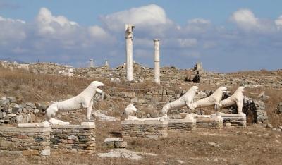 Delos: Where light was born